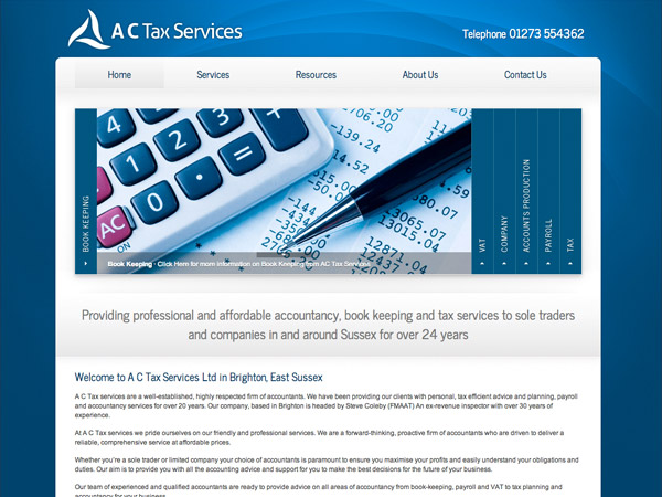 A C Tax Services